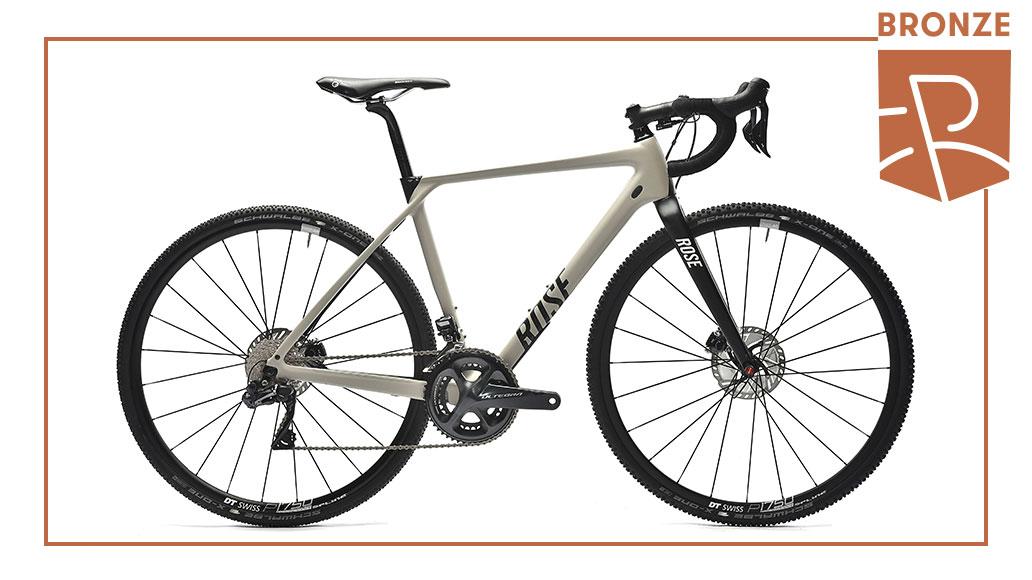 Cyclocross - Bronze: Rose Backroad Ultegra Di2, Best Bike Award