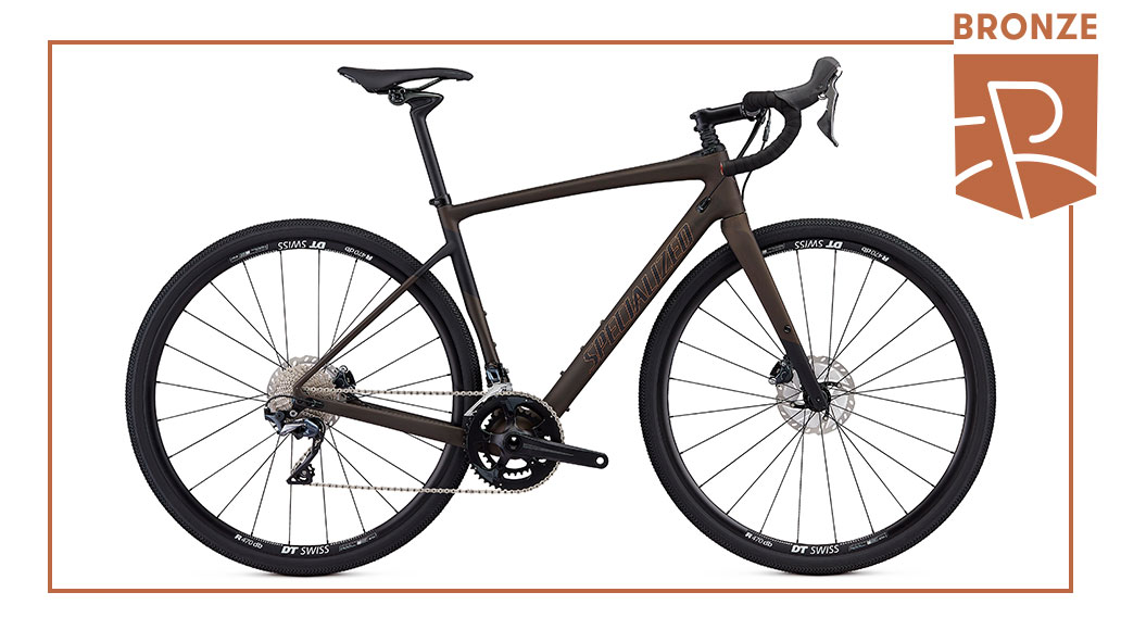 Gravel - Bronze: Specialized Diverge Comp, Best Bike Award