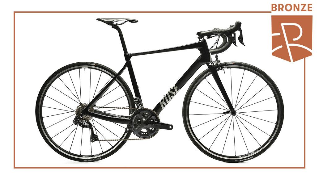 Komfort & Endurance - Bronze: Rose Team GF Four Ultegra Di2, Best Bike Award