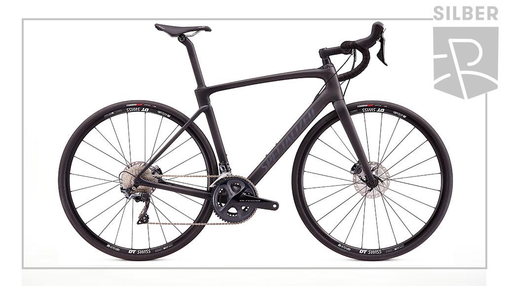 Komfort & Endurance - Silber: Specialized Roubaix Comp, Best Bike Award
