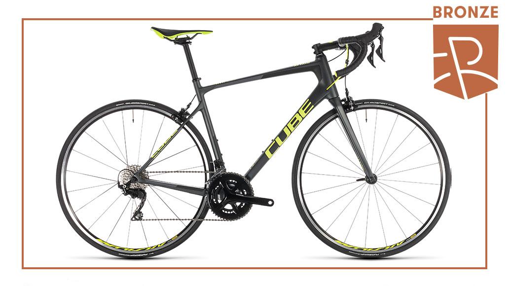 Preis-Leistung - Bronze: Cube Attain GTC Pro, Best Bike Award