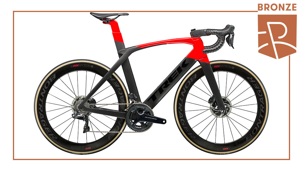 Race - Bronze: Trek Madone SLR9 Disc, Best Bike Award
