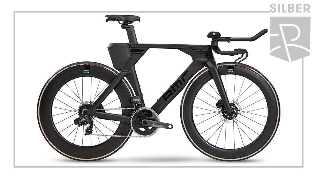 Triathlon & Zeitfahren - Silber: BMC Timemachine 01 One