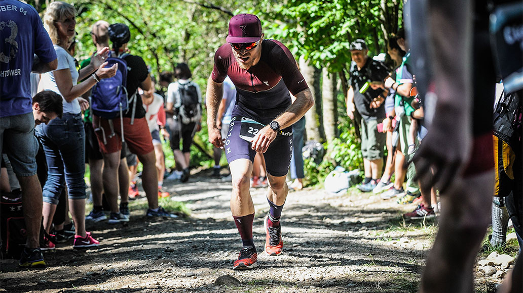 Allgäu Triathlon, Laufen