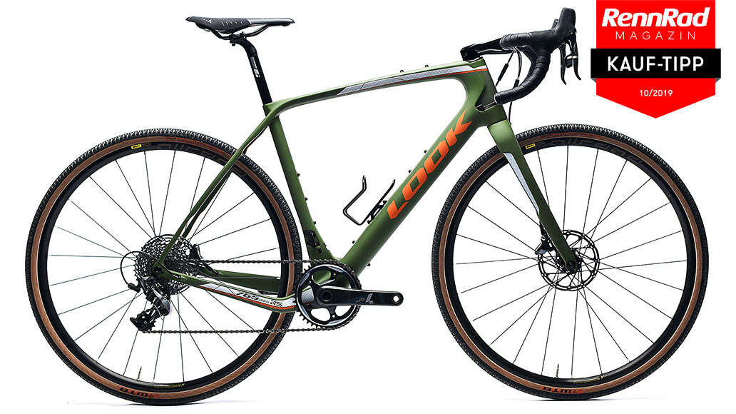 Look 765 Gravel RS, Test, Gravelbike