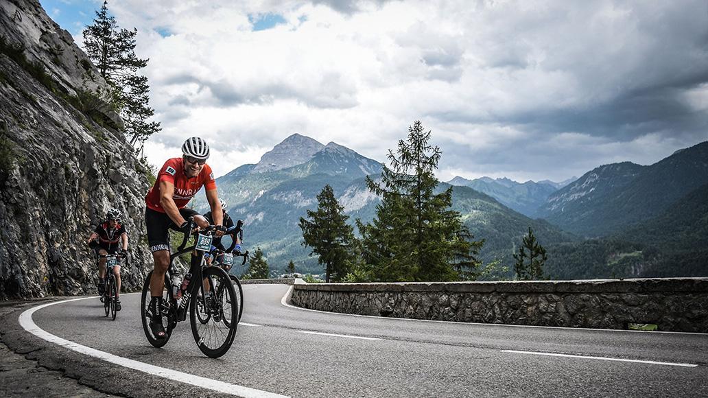Rad-Marathon Tannheimer Tal, Hartmut Ulrich