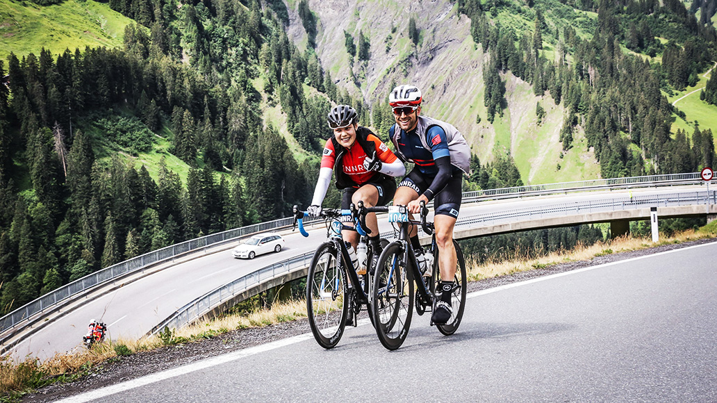 Rad-Marathon Tannheimer Tal, Magdalena Weigl