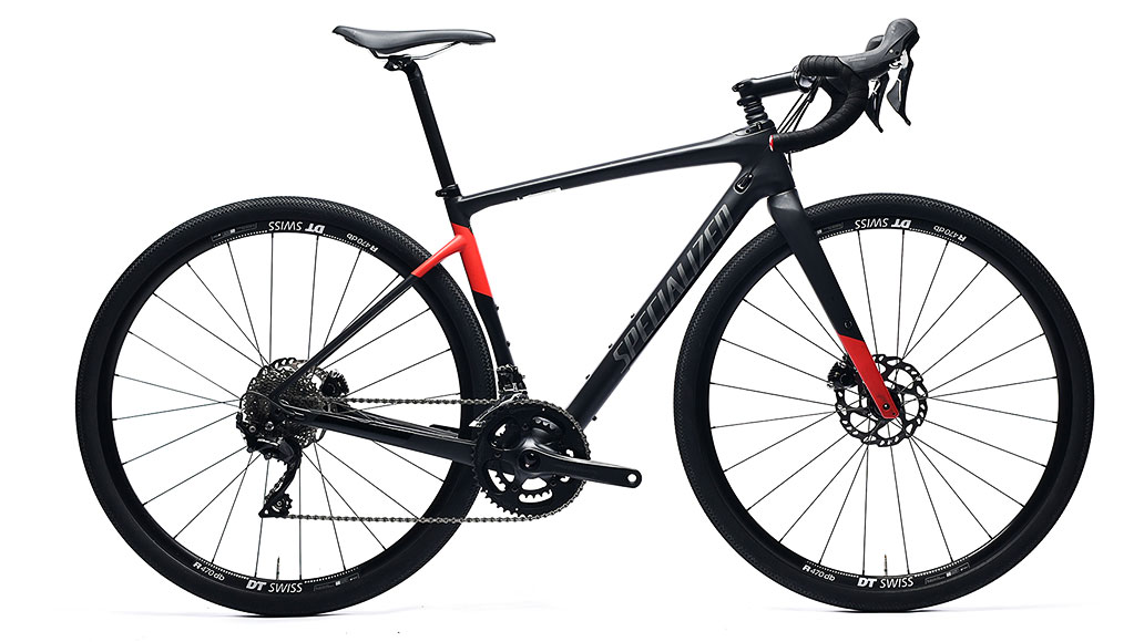 Specialized Diverge E5 Comp, Test