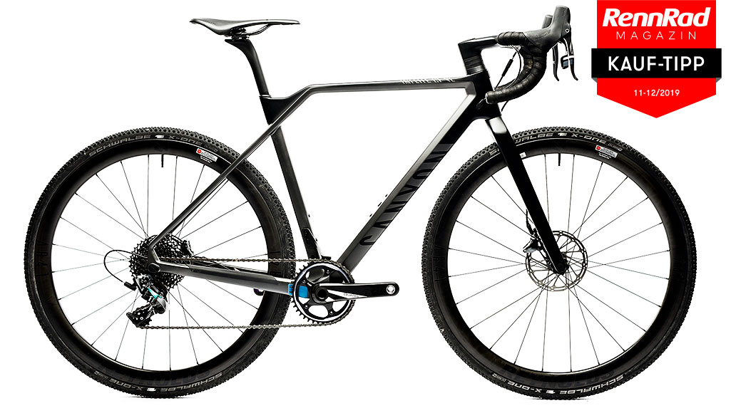 Canyon Inflite CF SL 8.0 Race