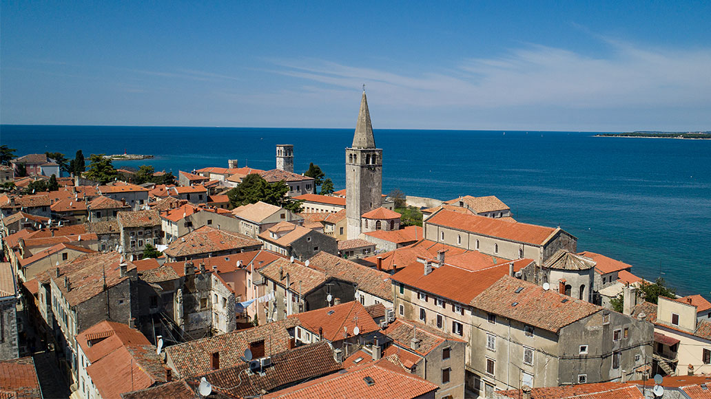 Porec, Kroatien, Events
