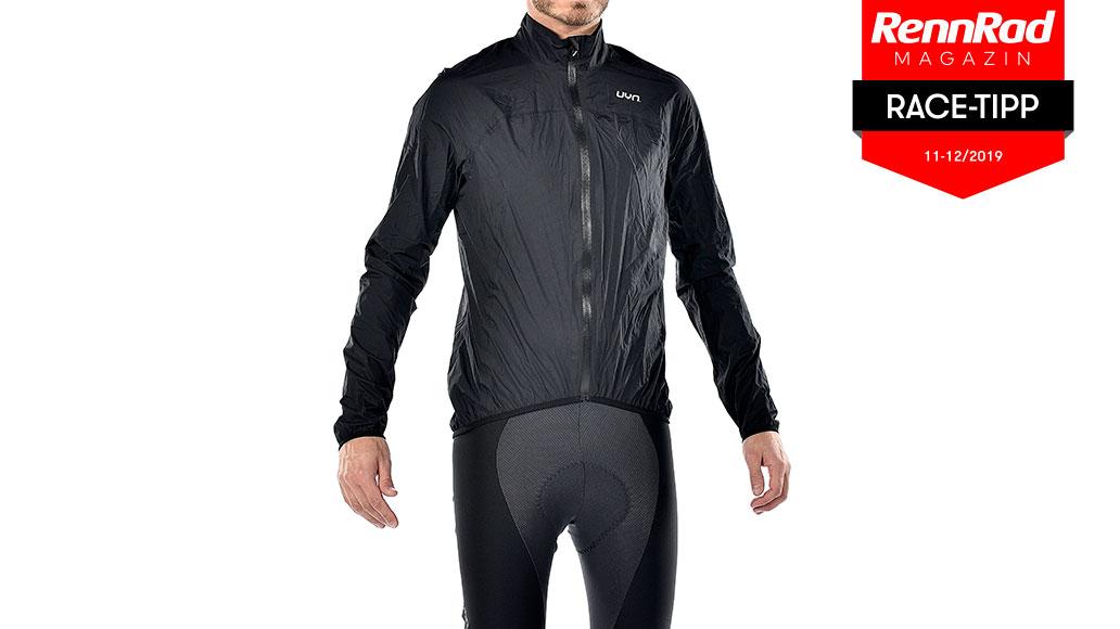 UYN Alpha Biking Jacket, Regenjacken, Test
