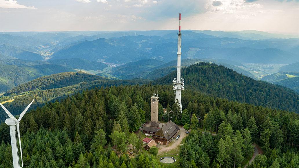 Brandenkopf, Ausblick, Schwarzwald, Tourentipp
