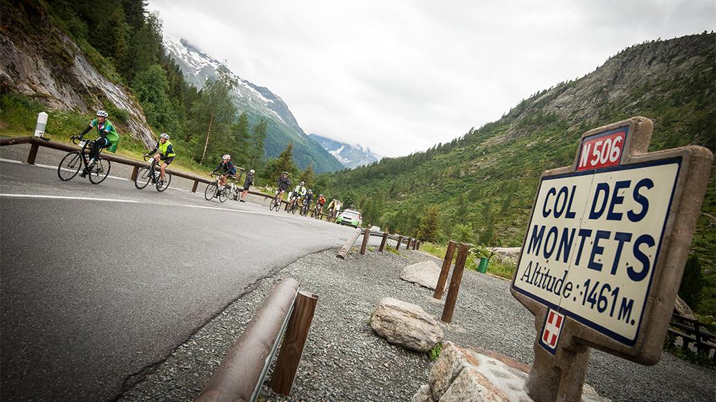 Tour du Mont Blanc, Col de Montets, Erfahrungsbericht