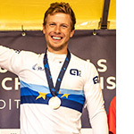 Dominik Oswald, Radsportler des Jahres 2019