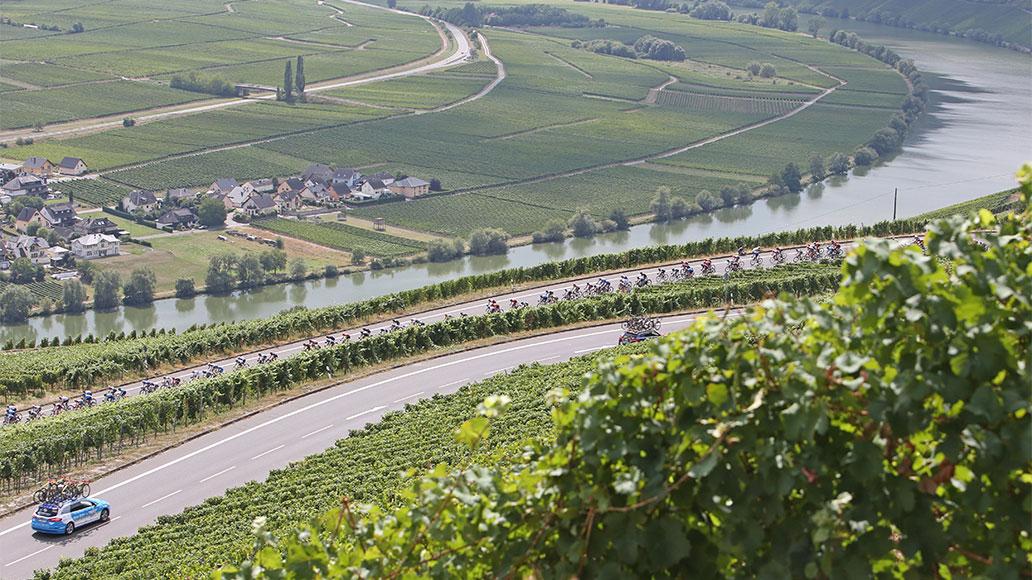 Eifel, Rennrad-Regionen