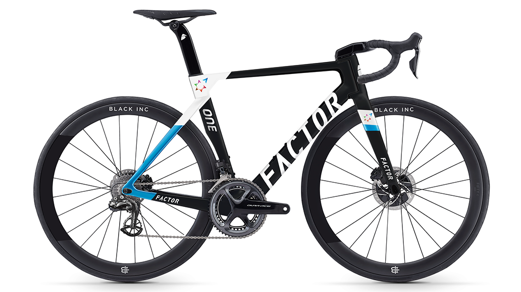 Factor ONE Disc, Factor, Israel Cycling Academy