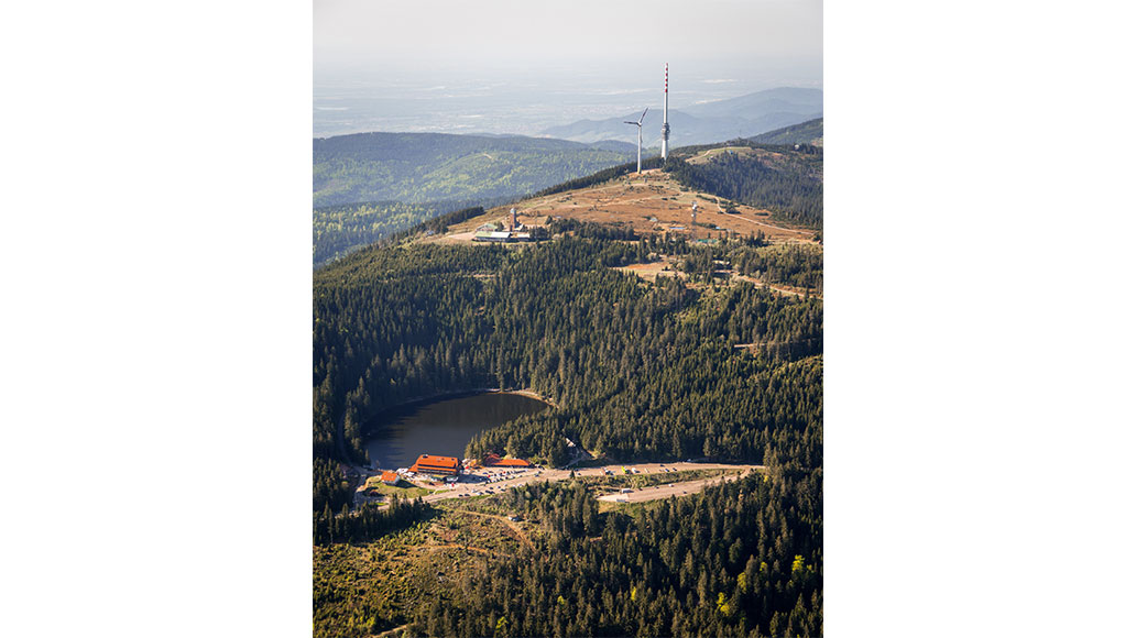 Hornisgrinde, Schwarzwald