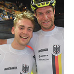Roger Kluge, Theo Reinhardt, Radsportler des Jahres 2019