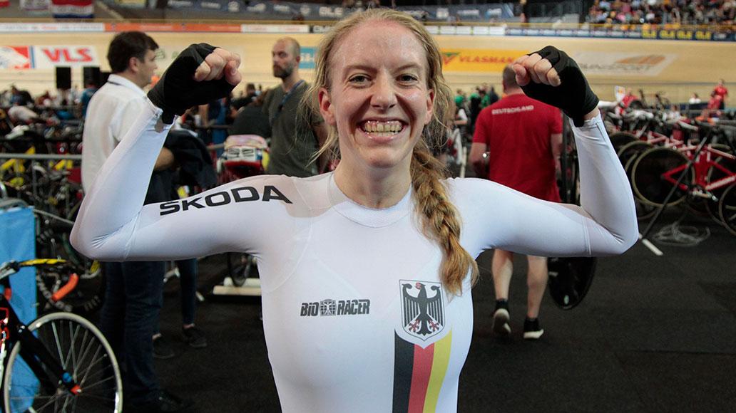 Franziska Brauße, Radsportler des Jahres