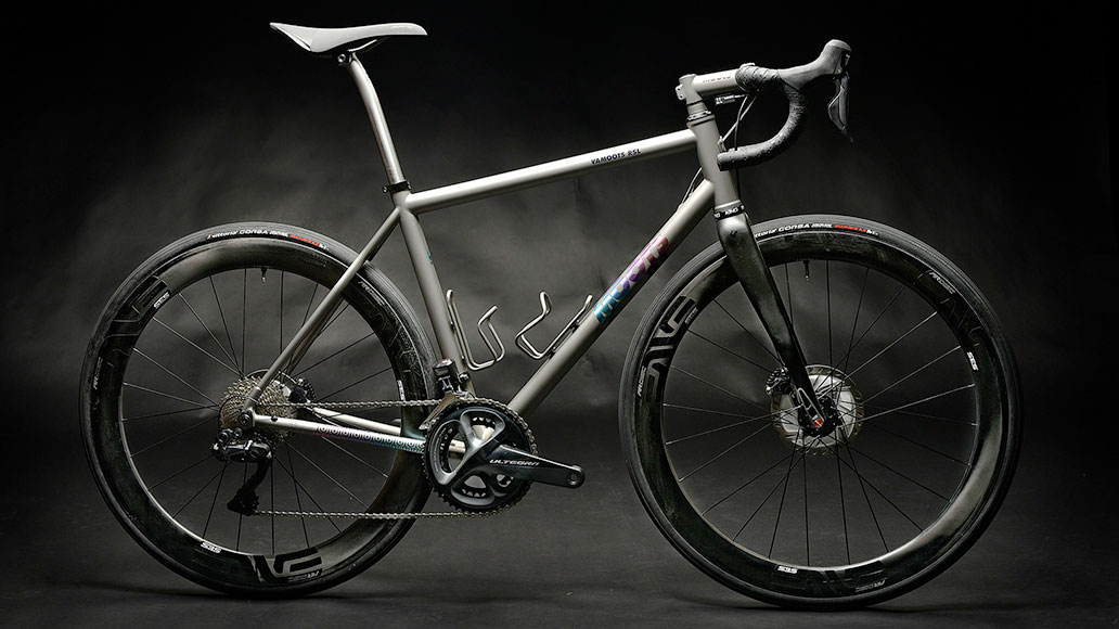 Moots Vamoots Disc RSL, Traumräder, Test
