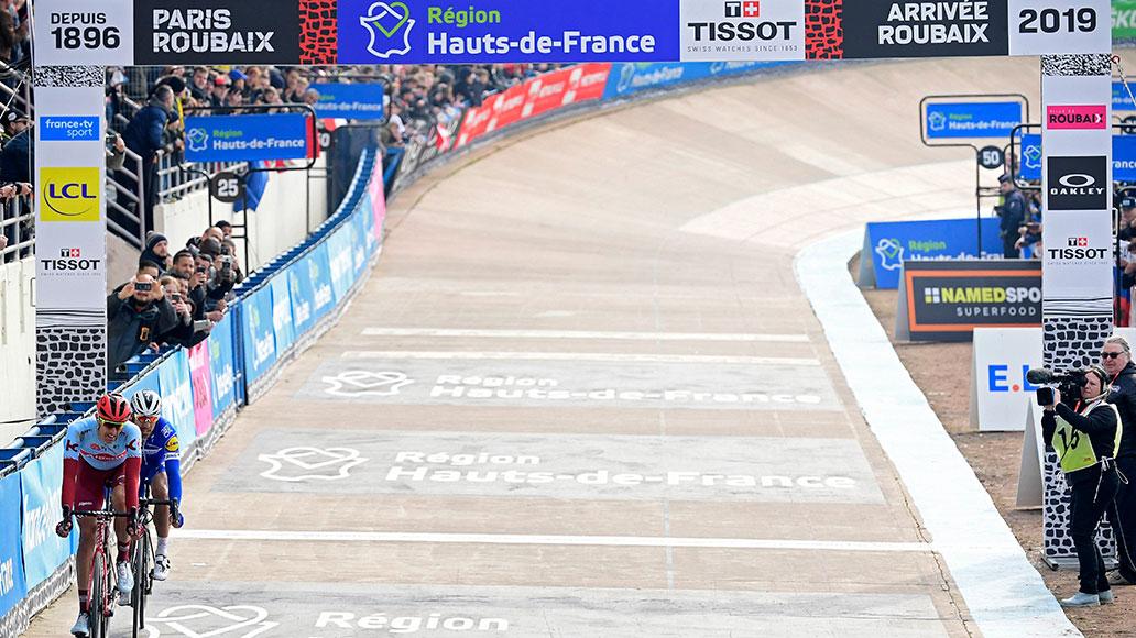 Nils Politt, Paris-Roubaix