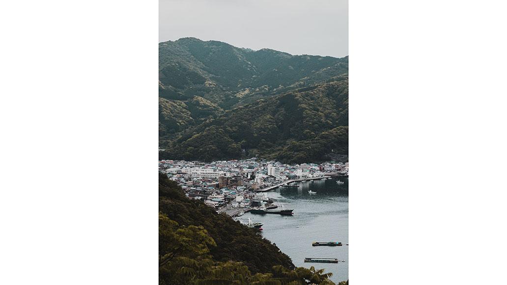 Shizuoka, Japan, Reise