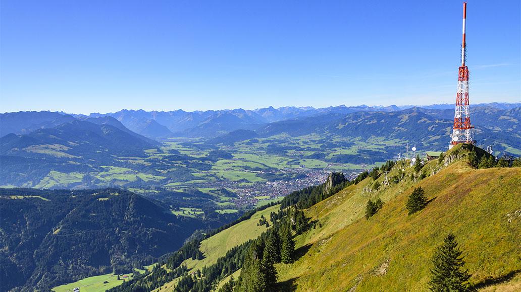 Grüntenhütte, Alpen, Tourentipps