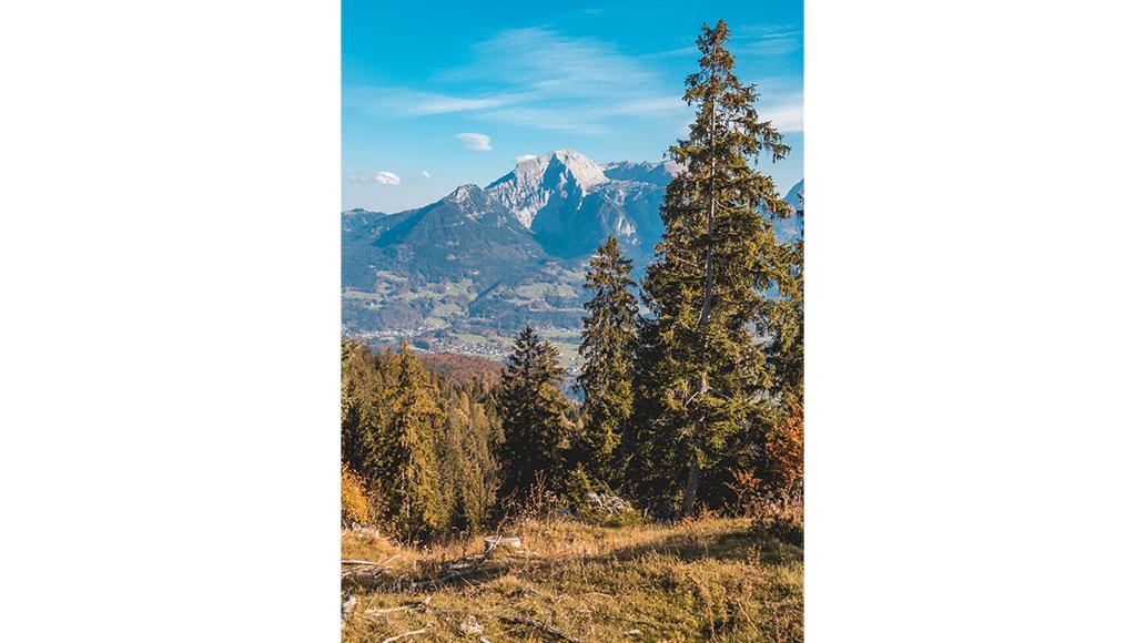 Hochschwarzeck, Alpen, Tourentipps