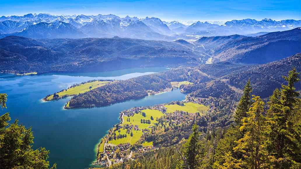 Kesselberg, Alpen, Bayerische Alpen, Tourentipps