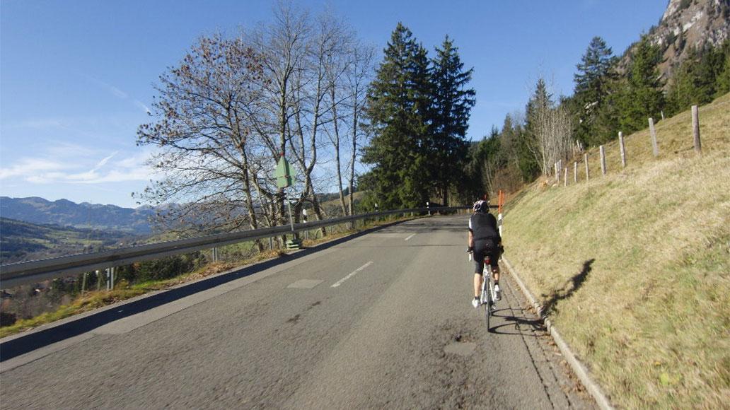 Oberjoch, Alpen, Bayerische Alpen