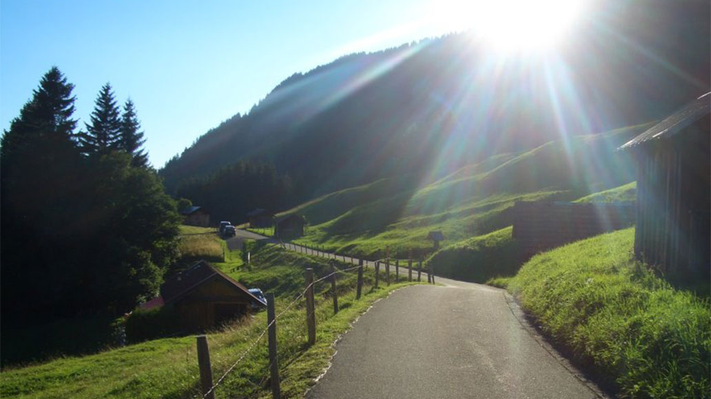 Roßbergalpe, Alpen, Bayerische Alpen, Tourentipps