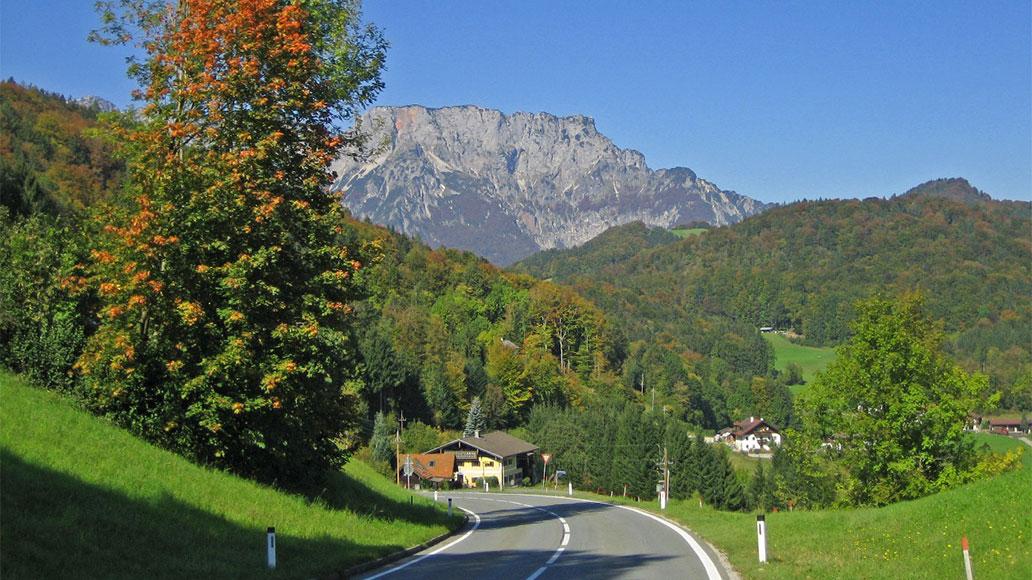 Roßfeld-Höhenringstraße, Bayerische Alpen