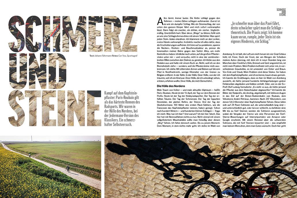 RennRad 4/2020, RennRad, Ausgabe