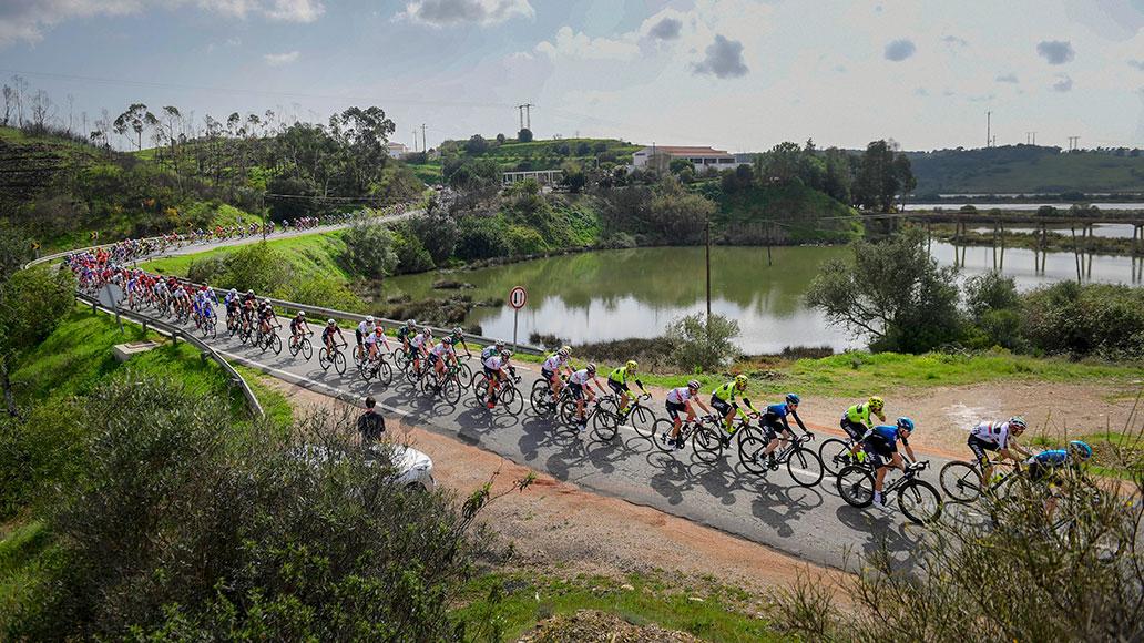 Algarve, Reiseziel. Trainingslager