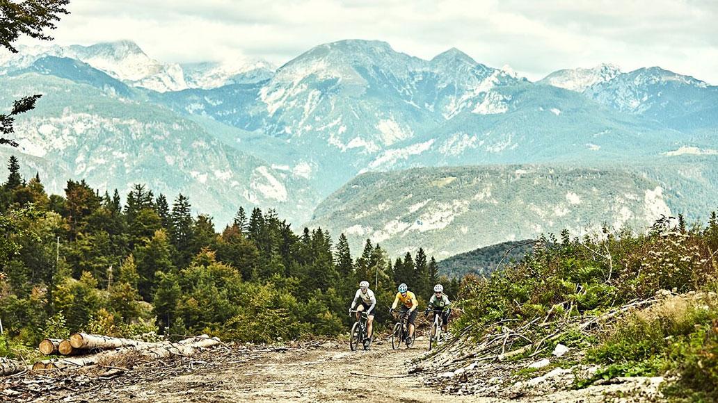 Gravel Epic Bled, Gravel-Abenteuer