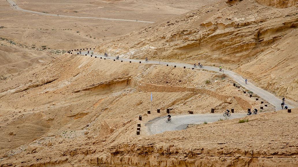 Israel, Trainingslager