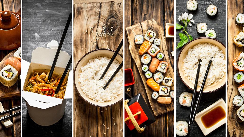 Wie man weiß, wie man sich gesund ernährt und Gewicht verliert