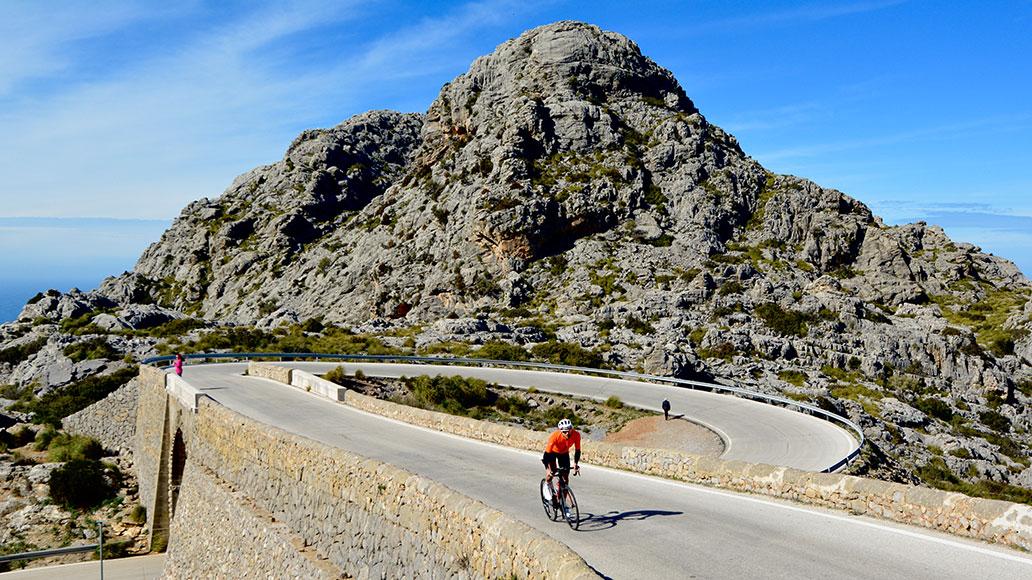 Mallorca, Rennrad, Trainingslager