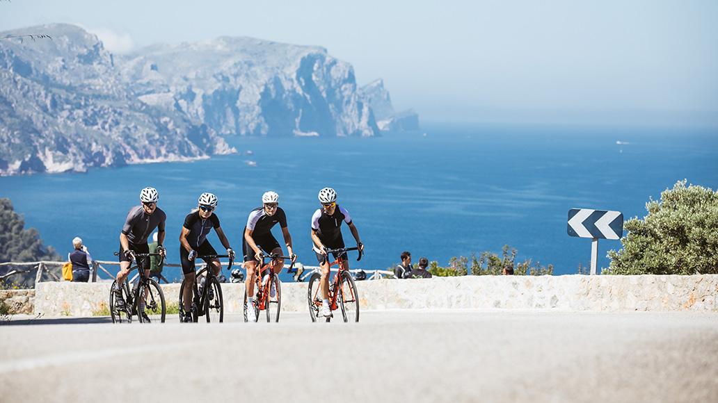 Roadbike Holidays, Rennradreise, Reise