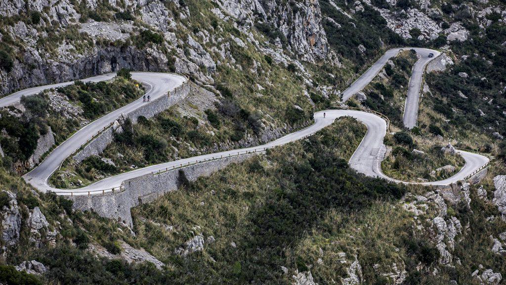 Radsport auf Mallorca: Pause wegen Coronavirus