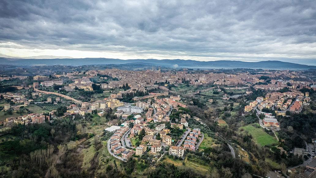 Toskana, Granfondo Strade Bianche