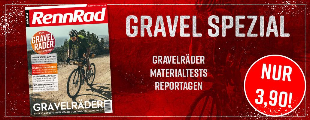 Gravel Spezial, Banner
