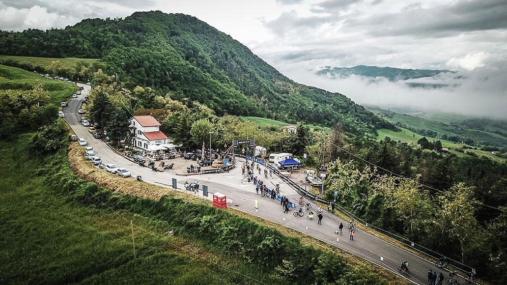 Nove Colli, Radmarathon, Granfondo, Reportage