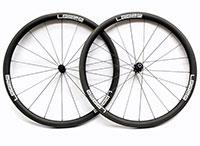Leeze CC 35 Road EVO WASO im Test: Race-Tipp der Allround-Laufräder