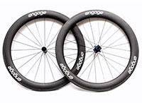 Engage 62 C Carbon im Test: Preis-Leistungs-Tipp der Aero-Laufräder