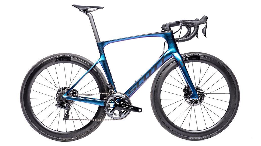 Scott Foil Premium, Aero-Rennräder, Test