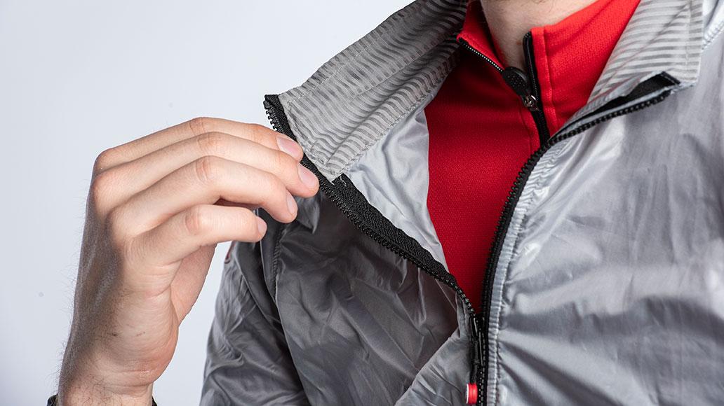 Castelli Aria Shell Jacket, Windjacke, Test