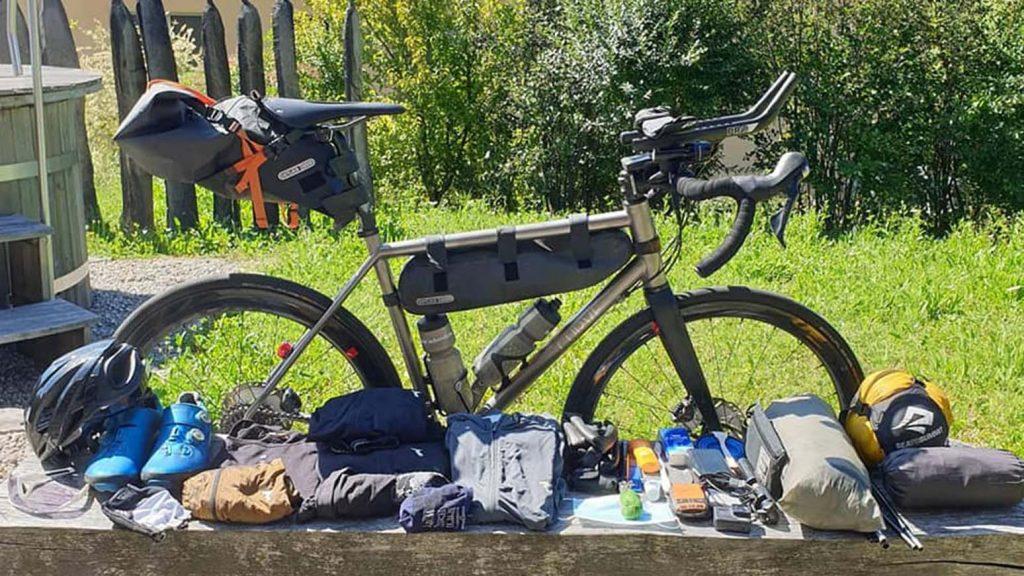 Deichmann Bikepacking