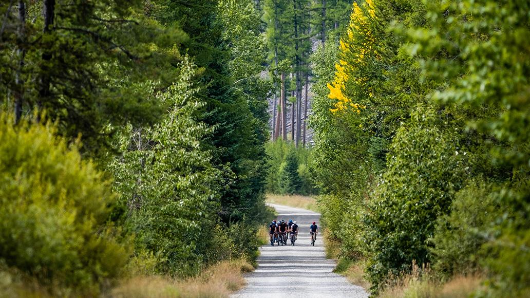 Gravel, Abenteuer, Bikepacking