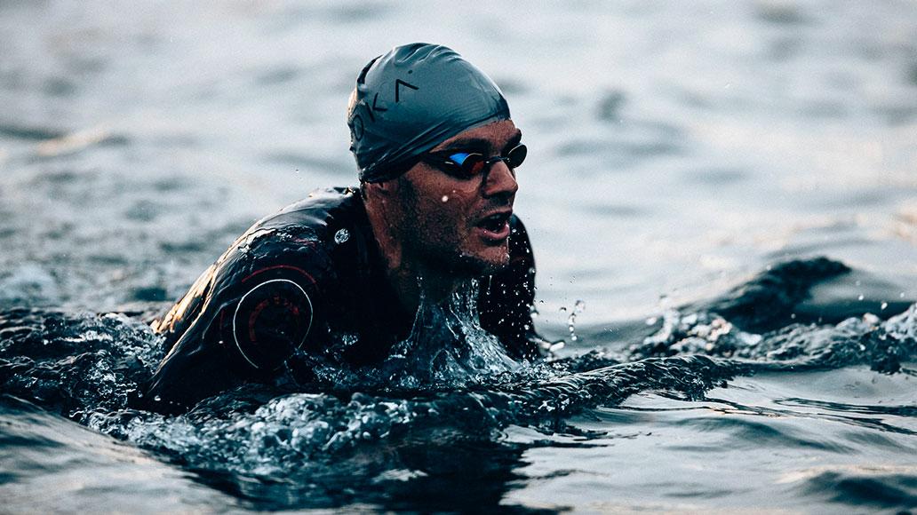 Koppel-Training, Schwimmen